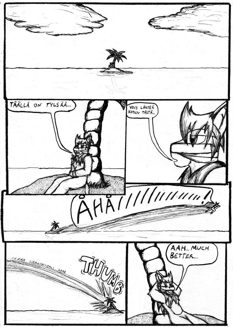 Taomi's Epic Escape